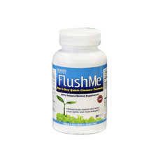 FlushMe 2-Day Quick Cleanse Formula 30 Vegetable Capsules Canfo Natural Products
