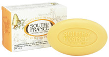 Bar Soap Oval Orange Blossom Honey 6 OZ By South Of France
