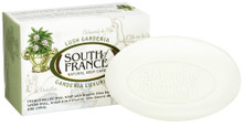 Bar Soap Oval Lush Gardenia 6 OZ By South Of France