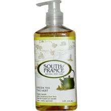 Hand Wash Liquid Green Tea 8 OZ By South Of France
