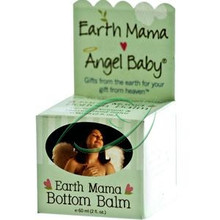 Earth Mama Bottom Balm 2 fl oz (60 ml) From Earth Mama Angel Baby