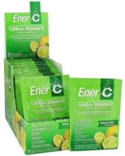 Ener-C Lemon Lime 100mg 30 Packets