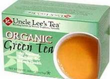 Legends of China Organic White Tea 100 Tea Bags Uncle Lee's Tea