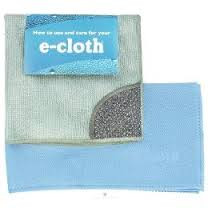 E-Cloth Kitchen Cleaning Cloth 2 Pack