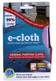 E-Cloth General Purpose Cloth Assorted Color 1 ct