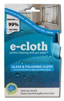 E-Cloth Glass & Polishing Cloth 1 Ct