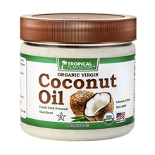 Organic Virgin Coconut Oil 24 OZ By Lily Of The Desert