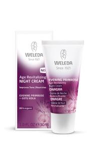 Evening Primrose Age Revitalizing Night Cream 1 OZ By Weleda