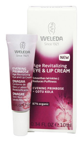 Evening Primrose Age Revitalizing Eye & Lip Cream 0.34 OZ By Weleda