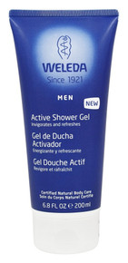 Men Active Shower Gel 6.8 OZ By Weleda
