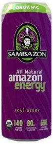Amazon, 24 of 12 OZ, Sambazon