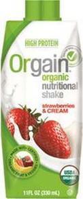 Strawberries & Cream, 3 of 4 of 11 OZ, Orgain