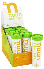 Tangerine Lime, 8 of 15 TAB, Nuun All Day