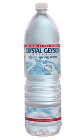 Alpine, 12 of 1.5 Liters, Crystal Geyser