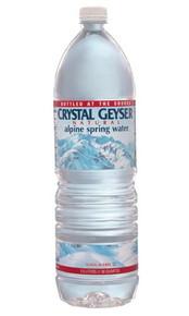 Alpine, 12 of 1.5 Liters, Crystal Geyser