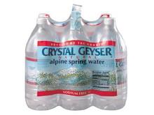 Alpine, 24 of  16.9 OZ, Crystal Geyser