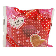 Misakaya Love Ring w/ Strawberry 2.4 oz  From Misakaya