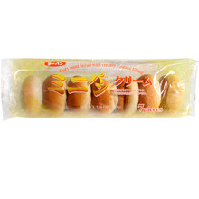 Daiichi Pan Mini Creamy Custard Bread (7 pieces) 7.16 oz  From JFC