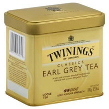 Earl Grey Tin , 6 of 3.53 OZ, Twinings