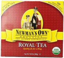 Black Tea, 5 of 100 BAG, Newman'S Own Organics