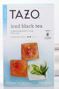 Black, 4 of 6 BAG, Tazo