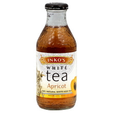 Apricot, 12 of 16 OZ, Inkos White Tea