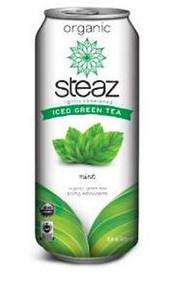 Green Mint, 12 of 16 OZ, Steaz
