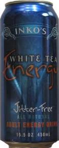 White Tea Energy, Jitter Free, 12 of 15.5 OZ, Inko'S
