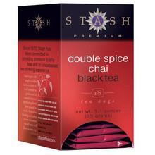 Double Spice Chai, 6 of 18 BAG, Stash Tea