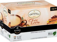 Chai Latte, 6 of 12 CT, Twinings