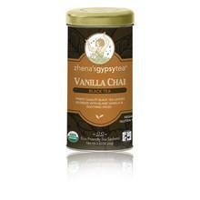 Vanilla Chai Black, 6 of 22 BAG, Zhena'S Gypsy Tea