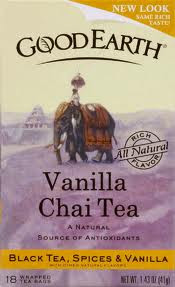 Sweet Chai of Mine, 6 of 18 BAG, Good Earth Teas