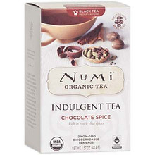 Chocolate Spice, 6 of 12 BAG, Numi Tea
