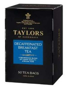 Breakfast, Decaffinated, 6 of 50 BG, Taylors Of Harrogate
