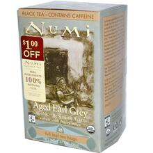 Aged Earl Grey FT, 6 of 18 BAG, Numi Tea