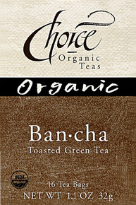Ban Cha, 6 of 16 BAG, Choice Organic Teas