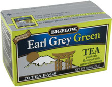 Earl Grey Green, 6 of 20 EA, Bigelow