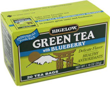 Blueberry, 6 of 20 BAG, Bigelow