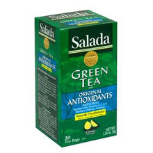 Decaf Grn Tea , 6 of 20 BG, Salada