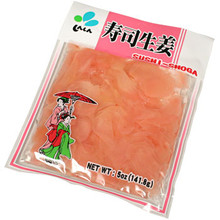Pickled Sushi Ginger 5 oz  From AFG