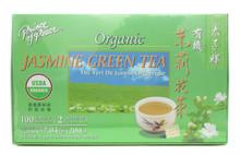 Tea, Jasmine Green, 100 BAG, Prince Of Peace