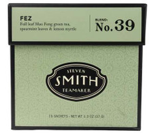 Fez, Full Leaf, 6 of 15 BAG, Smith Teamaker