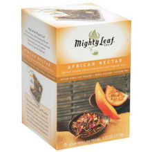 African Nectar, 6 of 15 CT, Mighty Leaf Tea