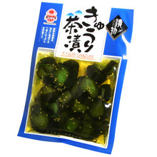 Prepared Cucumber 3.52 oz  From Omoshinoaji