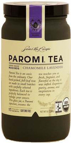 Chamomile Lavender, 6 of 15 CT, Paromi Tea
