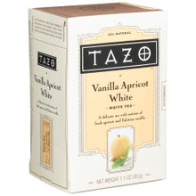 Apricot Vanilla Creme, 6 of 20 BAG, Tazo