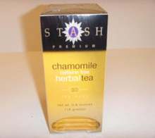 Chamomile, Premium, 6 of 18 BAG, Stash Tea