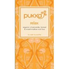 Relax, 6 of 20 BAG, Pukka Herbs