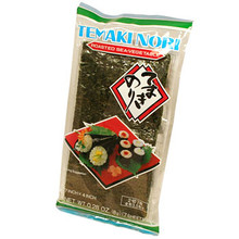 Noriichi Roasted Sushi Nori 0.3 oz  From Noriichi