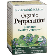 Peppermint, 6 of 16 BAG, Traditional Medicinals